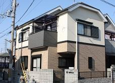 S様邸 外壁リフォーム(尼崎市)
